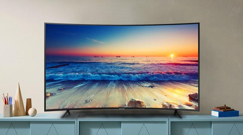 Smart Tivi Cong Samsung 4K 49 inch UA49RU7300