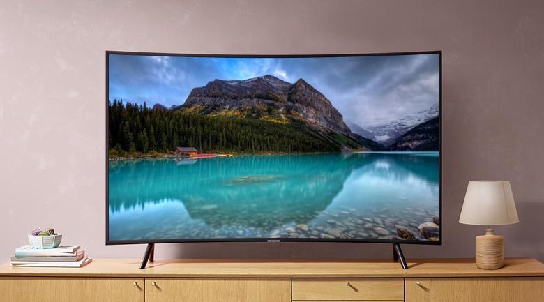 Tivi Samsung UA55RU7300
