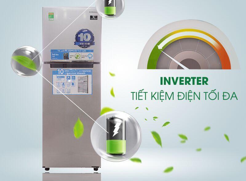 công nghệ inverter tủ lạnh