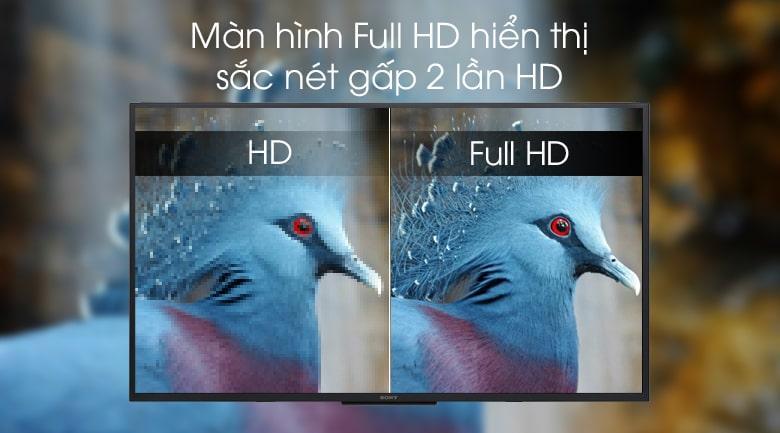 Smart Tivi Sony 43 inch 43W660G
