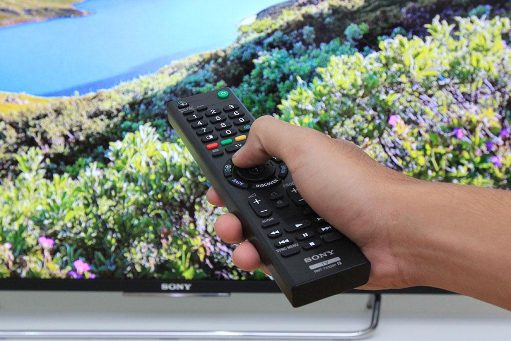 Điều khiển tivi Sony KDL W800C