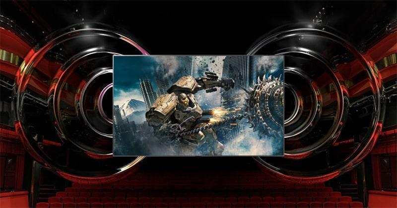 Smart Tivi LG 4K 65 inch 65UM7400PTA