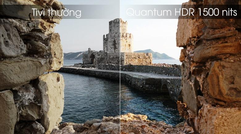 Tivi Samsung QA55Q80R công nghệ