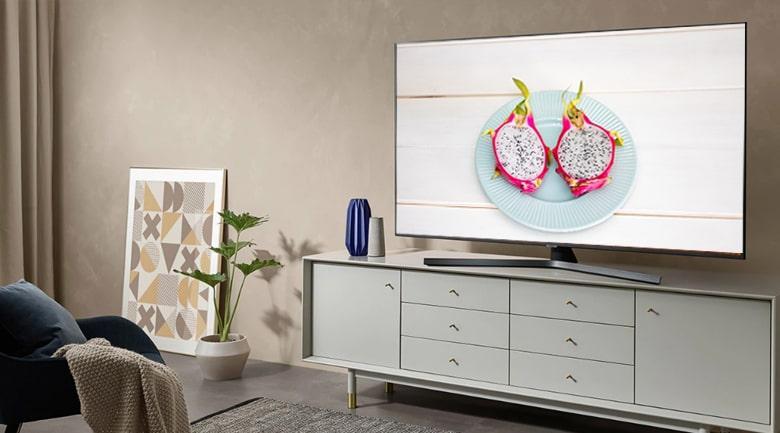 Smart Tivi Samsung 4K 55 inch UA55RU7400