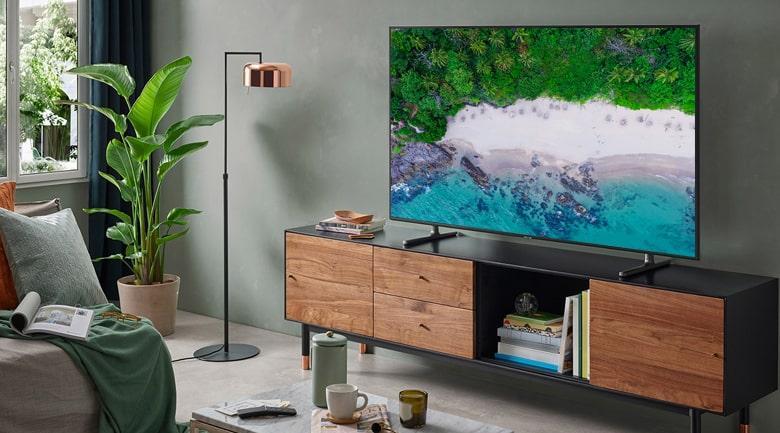Tivi Samsung 4K 55 inch UA55RU8000