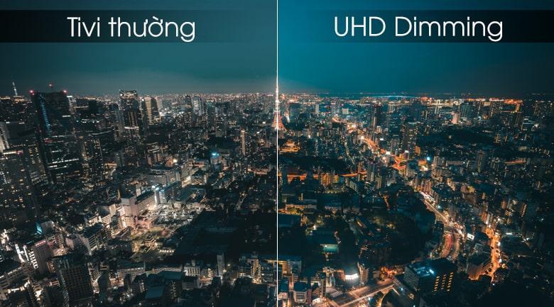 Tivi Samsung 4K 65 inch UA65RU7100