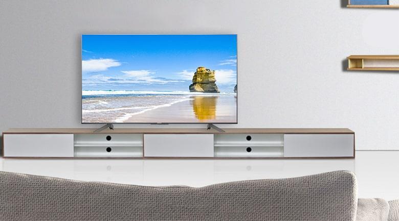 Tivi Sony KD-55X8500G mẫu 2019