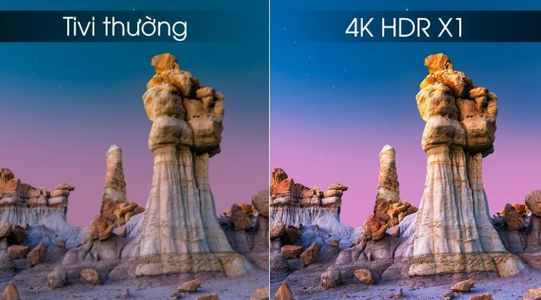 Tivi Sony KD-65X8500G