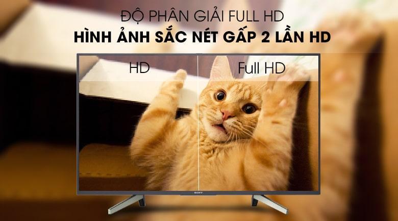 Tivi Sony KDL-49W800G