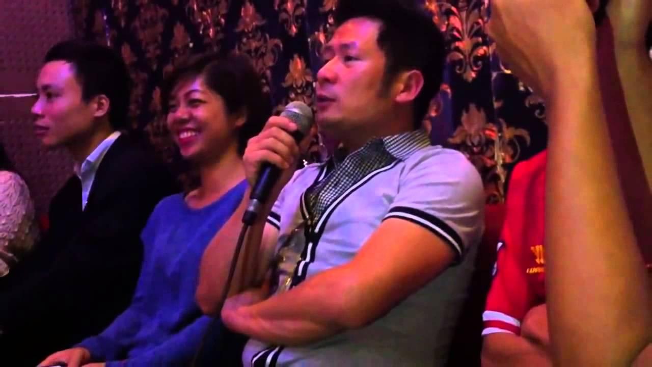 Bằng Kiều hát karaoke