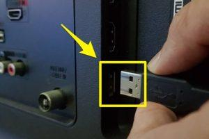 Cách kết nối chuột & bàn phím với Smart tivi Sony 2018