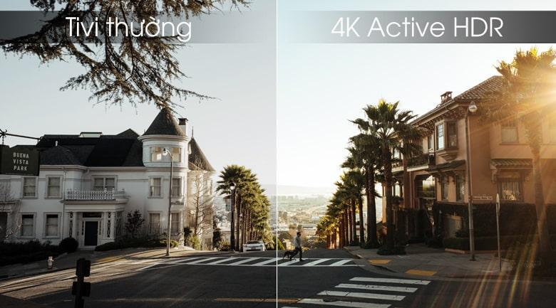4K Active HDR trên Tivi LG 50UM7600PTA