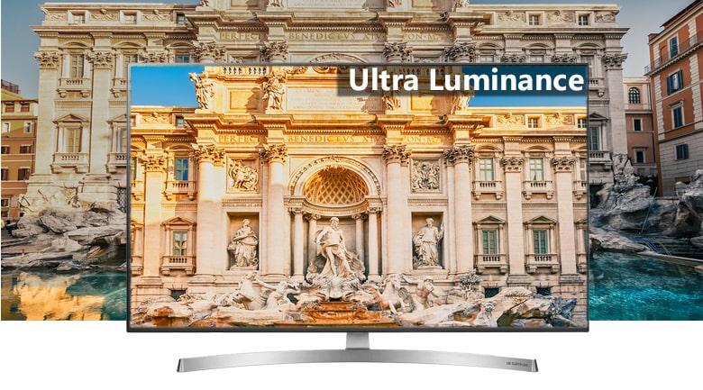 công nghệ Ultra Luminance trên Tivi LG 55SK8000PTA