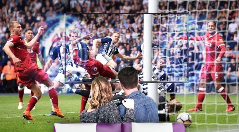 chế độ Football Mode trên Tivi LG 55UK6100PTA