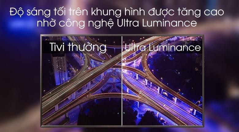 công nghệ Ultra Luminance trên Tivi LG 55UK6320PTE