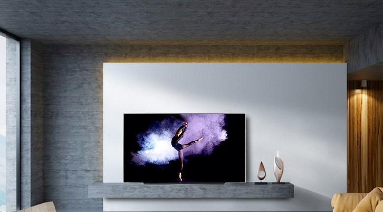 Tivi OLED LG 65C9PTA thiết kế sang trọng