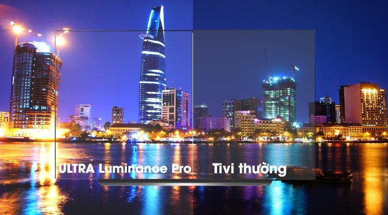 công nghệ ULTRA Luminanee PRO trên Tivi OLED LG 65C9PTA