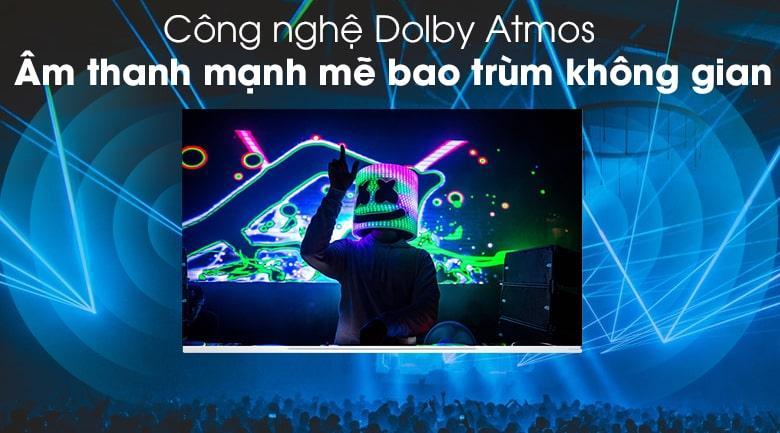 công nghệ Dolby Atmos cho Tivi OLED LG 65E9PTA âm thanh sống động