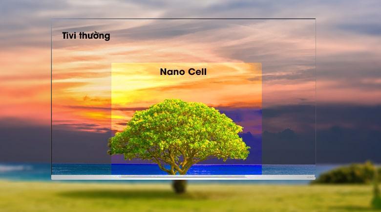 công nghệ Nano Cell trên Tivi OLED LG 65E9PTA