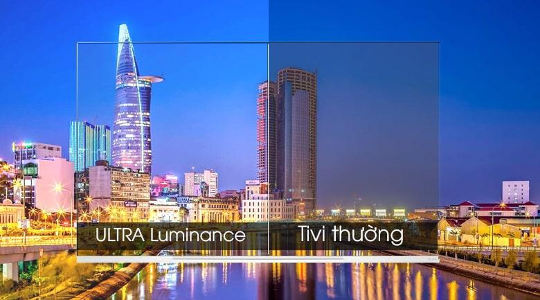 Công nghệ Luminance trên Tivi OLED LG 65E9PTA