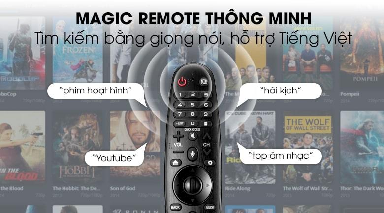 Magic Remote thông minh