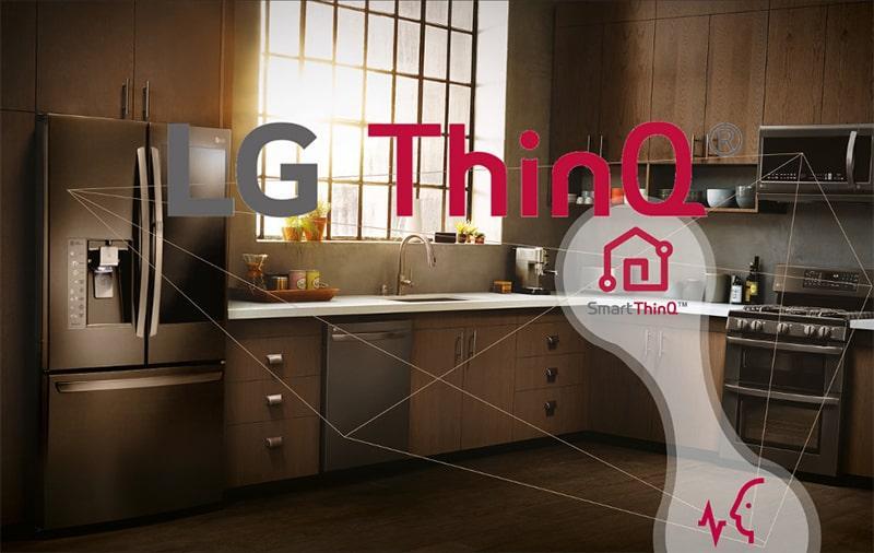 trí thông minh nhân tạo LG ThinQ trên Tivi