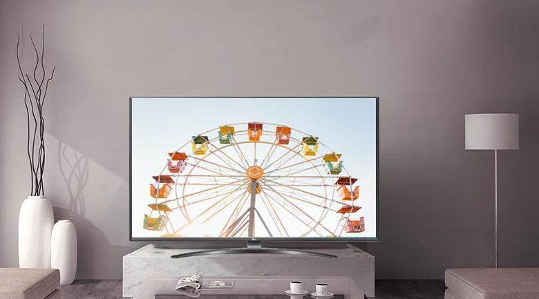 Tivi LG 65UM7600PTA thiết kế hiện đại sang trọng