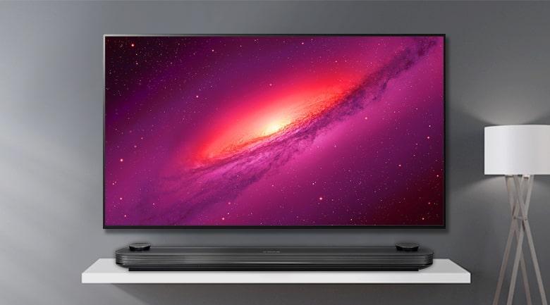 Tivi OLED LG 65W9PTA thiết kế sang trong