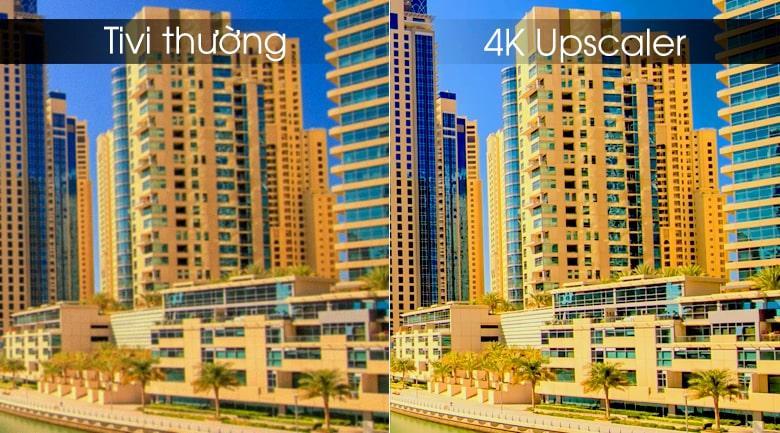 4K Upscaler trên Tivi OLED LG 65W9PTA