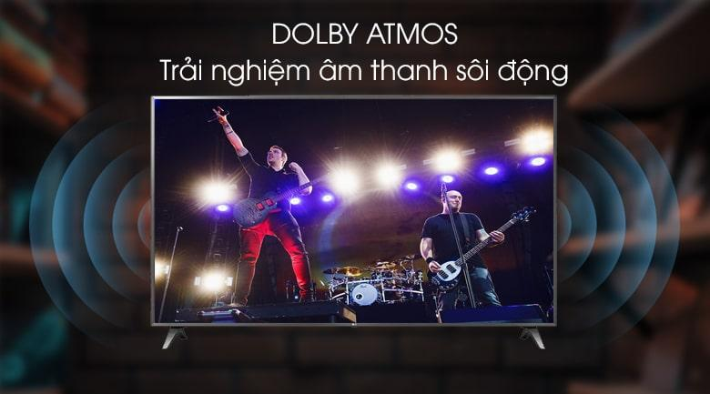 DAOLBY ATMOS trên Tivi LG 75UM7500PTA