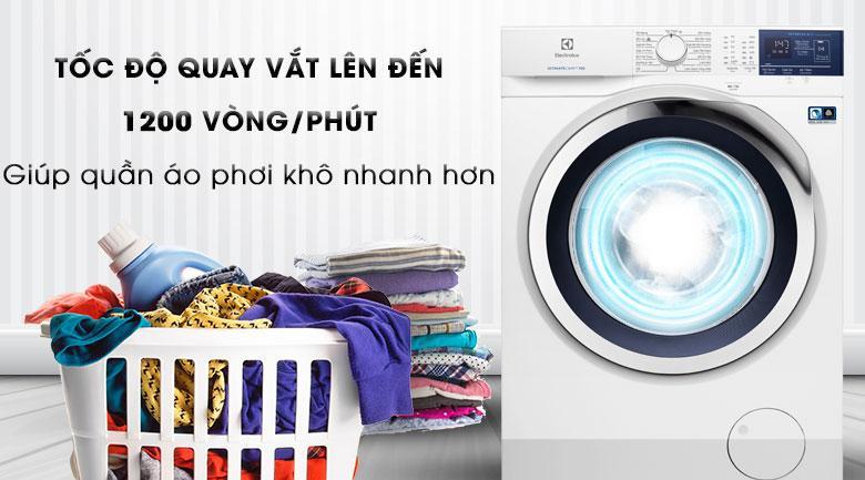 Máy giặt Electrolux 8kg EWF8024BDWA