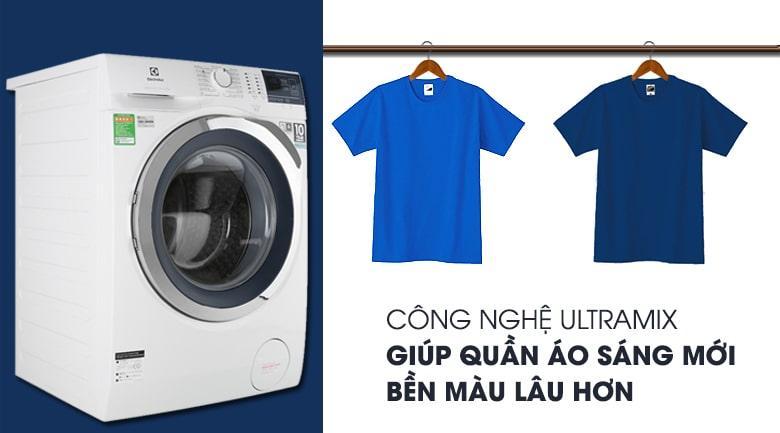 máy giặt Electrolux 9kg EWF9024BDWA