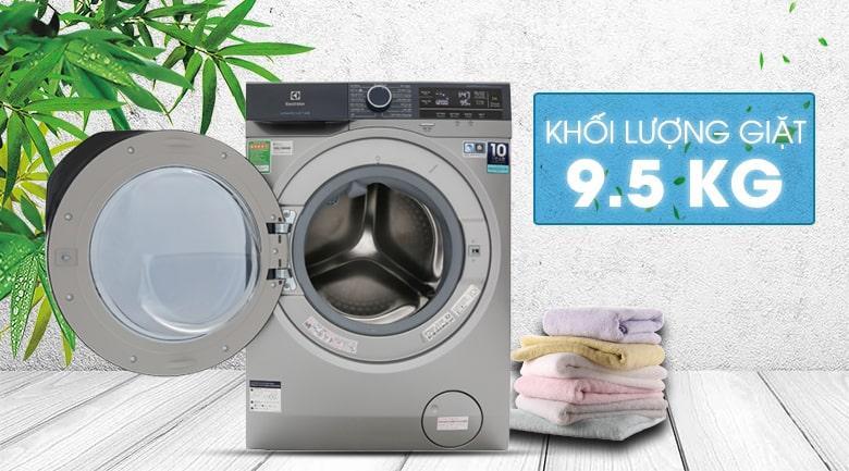 Máy giặt Electrolux 9.5kg EWF9523ADSA