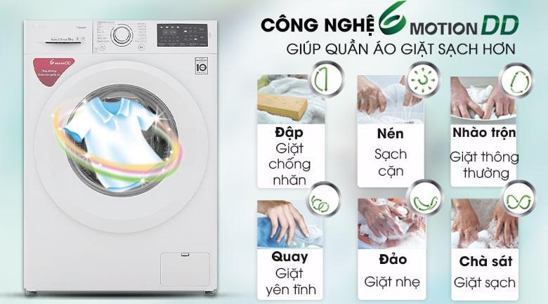 Giặt sạch hơn
