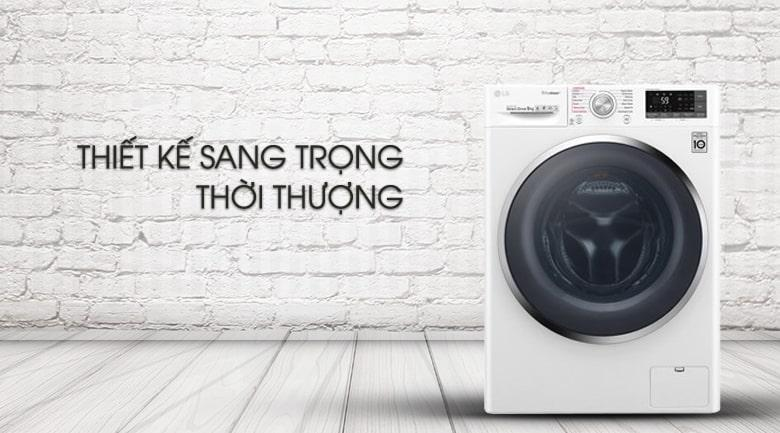 Máy giặt LG 9kg FC1409S4W