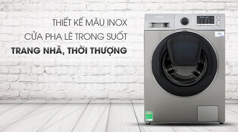 Máy giặt Samsung 10 kg WW10K54E0UX/SV