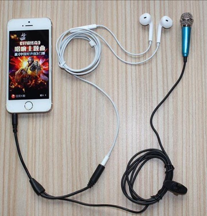 hát karaoke trên điện thoại