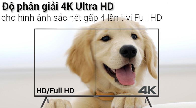 tivi 4K hay Full HD