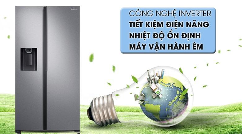 công nghệ INVERTER tiết kiệm điện năng nhiệt độ ổn định,máy vận hành êm