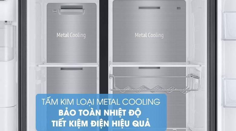 tấm kim loại METAL COOLING bảo toàn nhiệt độ tiết kiệm điện hiệu quả