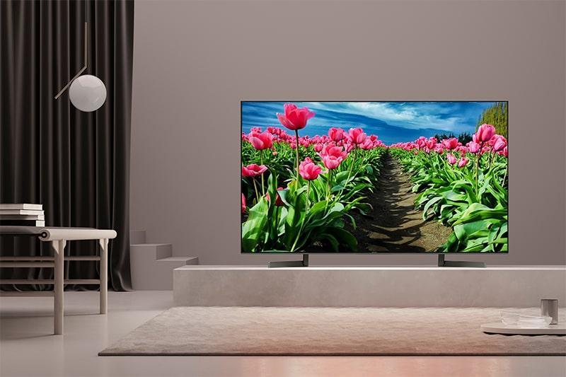 Tivi Sony KD-65X9000F thiết kế bắt mắt