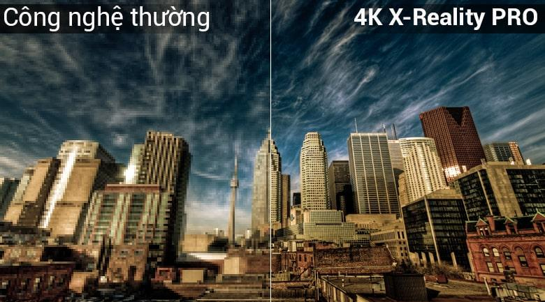 công nghệ 4K X-Readlity PRO