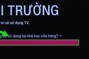 Hướng dẫn chi tiết cách tắt quảng cáo của hãng trên tivi
