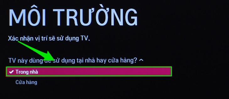 tắt quảng cáo của hãng trên tivi