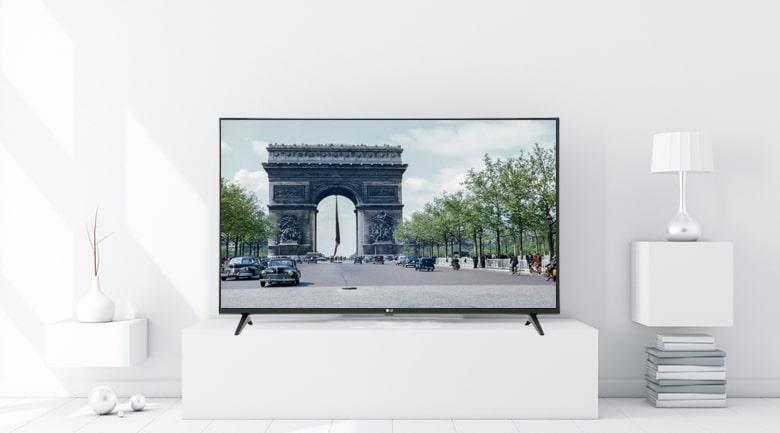 Tivi LG 55UM7290PTD thiết kế hiện đại,sang trọng