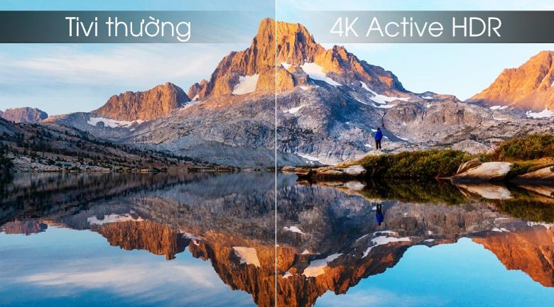 công nghệ Active HDR trên Tivi LG 55UM7290PTD