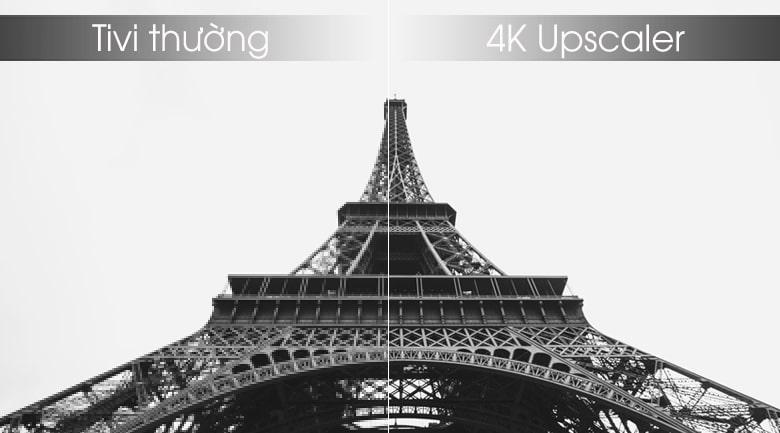 công nghệ 4K Upscaler trên Tivi LG 55UM7290PTD