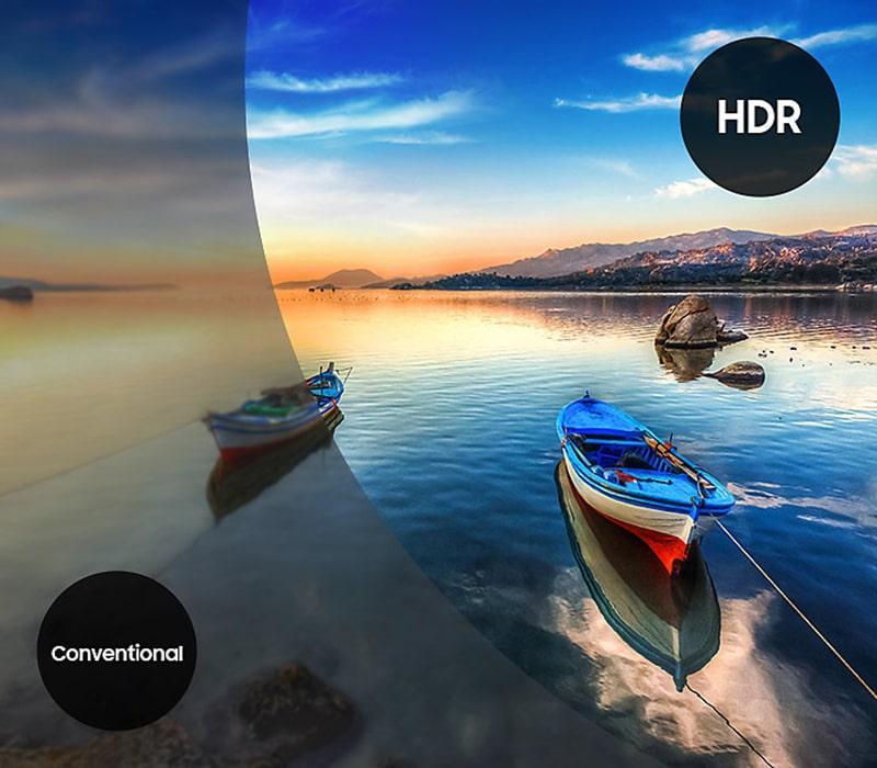 Tivi Sony KD-55X8500F tăng cường độ tương phản