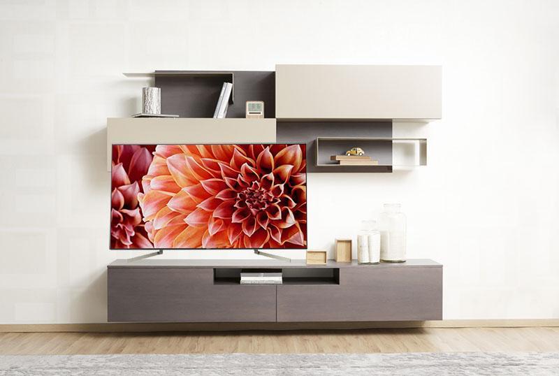 Tivi Sony KD-55X9000F thiết kế sang trọng