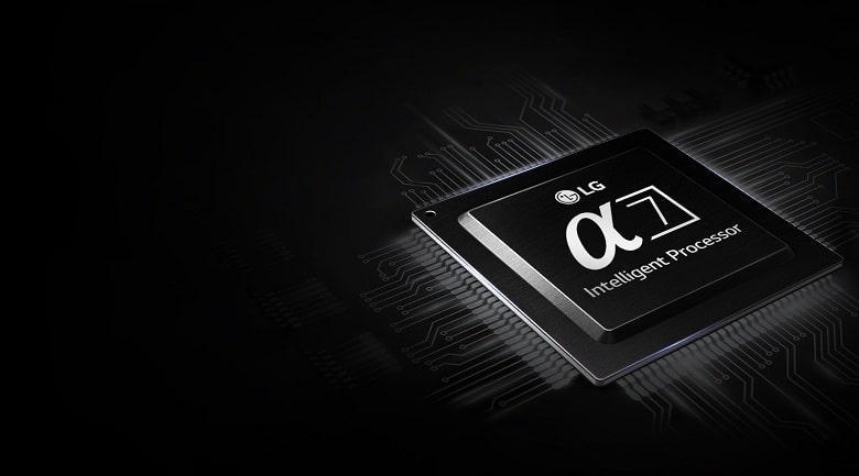 chip xử lí độc quyền alpha 7